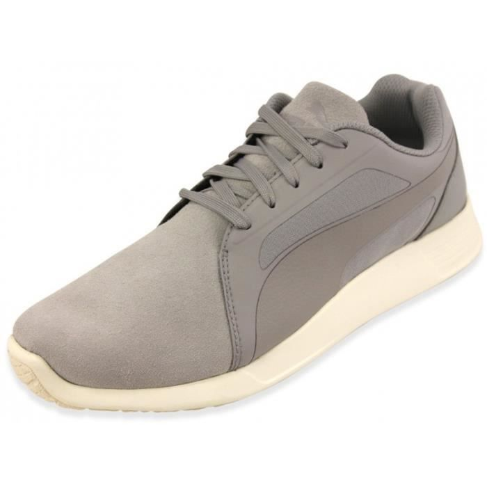 ST TRAINER SD M GRY - Chaussures Homme Puma