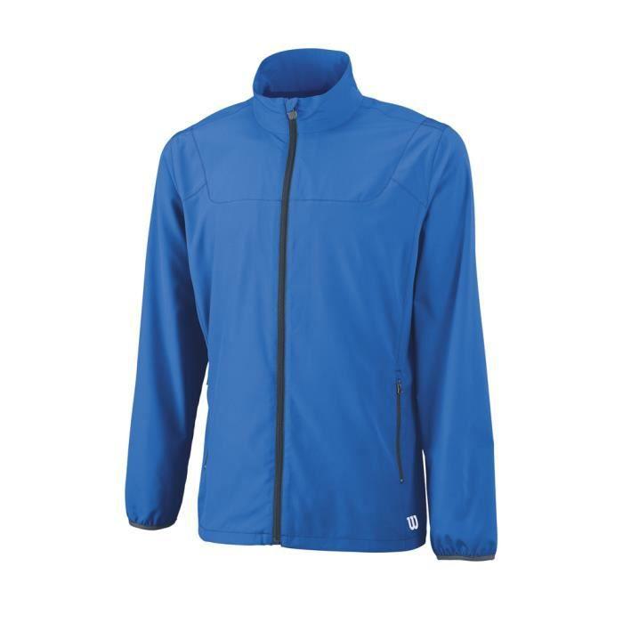 Team De Woven Veste M Bleu Wilson Achat Vente Jacket f4qcRxAEwg