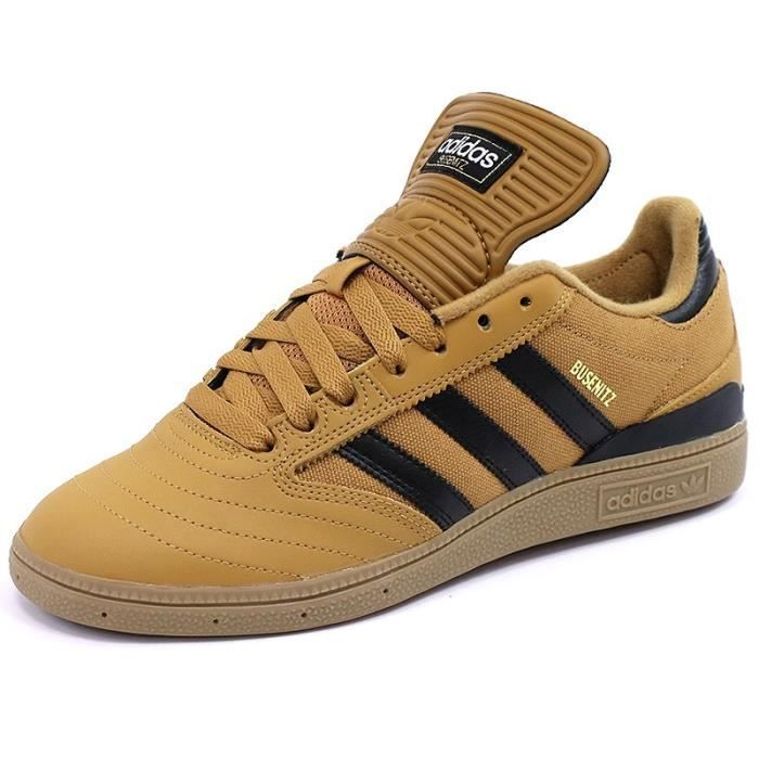 reputable site 3caf9 7f97e Chaussures Denis Busenitz Marron Skateboard Homme Adidas