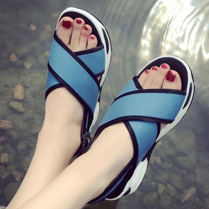 Chaussures Femmes Mode simple tendance Mignon Sandales Chic