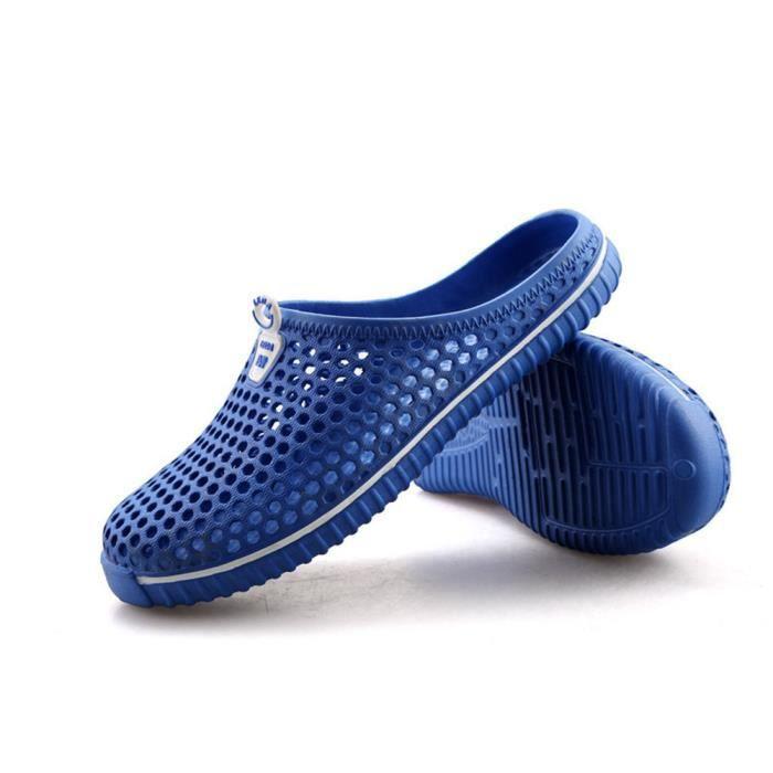 Sandale Pantoufles Tongs Femme AntidéRapant Chaussures Femme Plage Sandales Plates Femmes Platform Thong Sandals Plus De