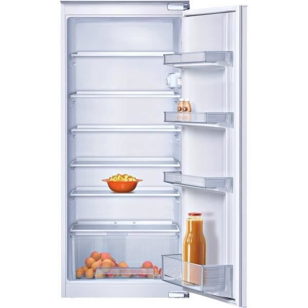 Réfrigérateur Intégrable Porte Tout Utile NEFF K Achat Vente - Refrigerateur integrable 1 porte