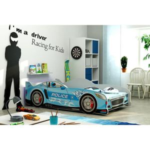 lit voiture cars achat vente pas cher. Black Bedroom Furniture Sets. Home Design Ideas
