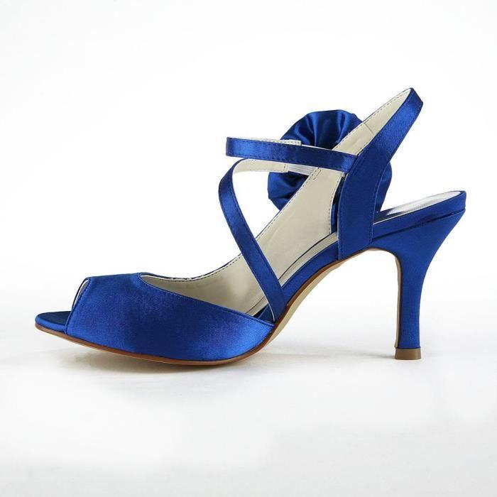 Jia Jia Wedding A31B16 chaussures de mariée mariage Escarpins pour femme