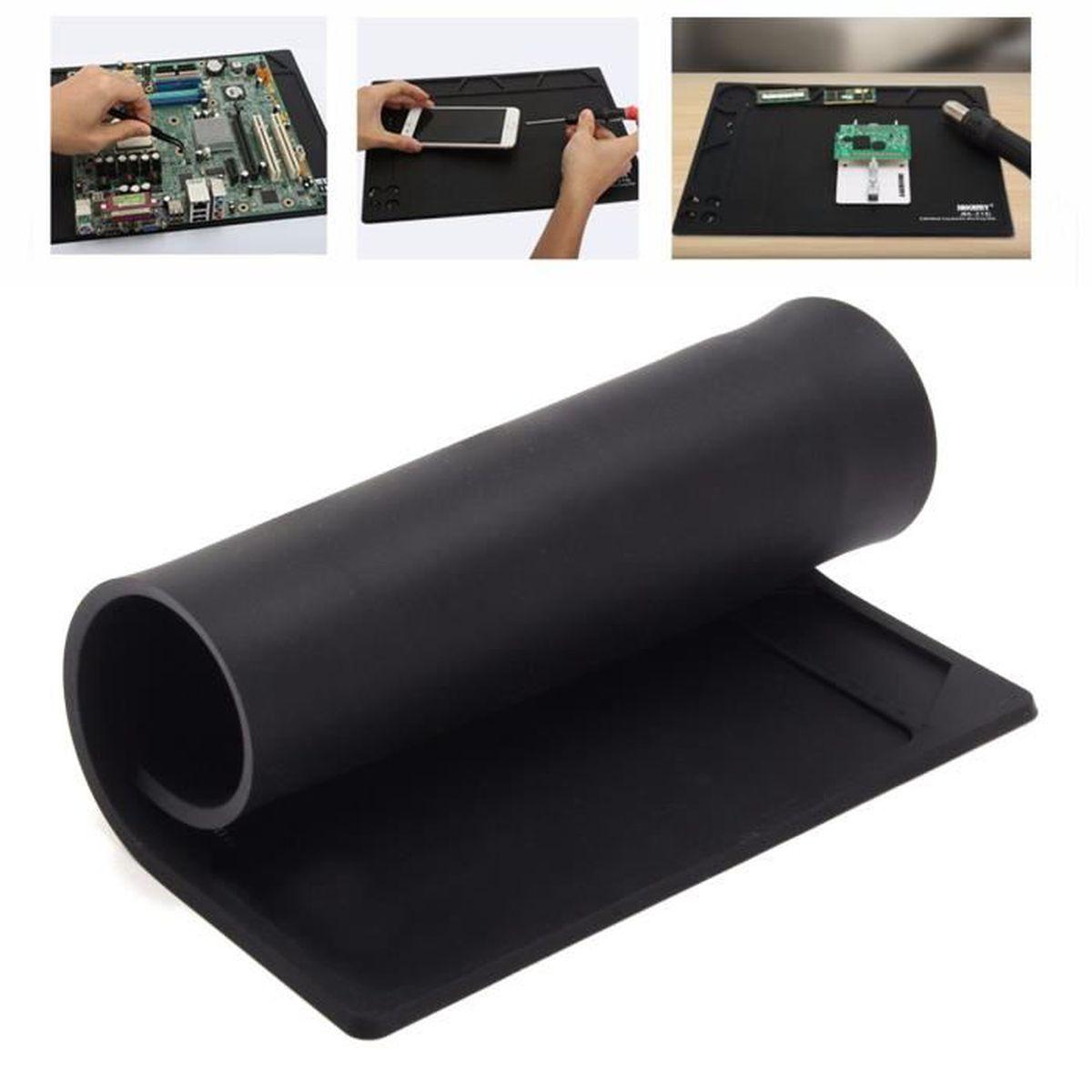 jakemy tapis anti statique isolation thermique table pr r paration t l phone pc pas cher achat. Black Bedroom Furniture Sets. Home Design Ideas