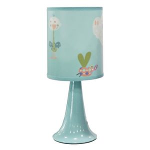 Lampe de chevet enfant little zoo Achat Vente Lampe de chevet