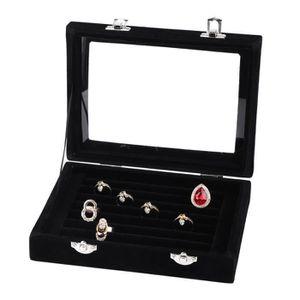 553525438149ee BOITE A BIJOUX Boîte De Rangement pour stockage de bague Anneaux. ‹›