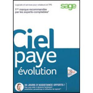 PROFESSIONNEL À TÉLÉCHARGER Logiciel Comptabilité- Ciel Paye Evolution-(PC en