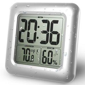 Horloge de salle de bain - Achat / Vente pas cher