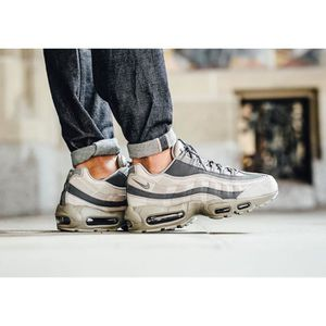 Chaussure Homme Nike Air Max 95 Essential Light Taupe Gris