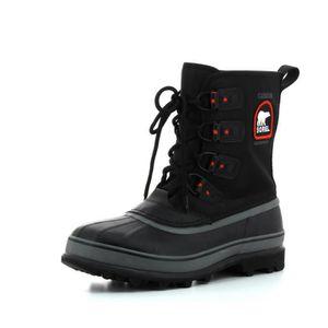 BOTTINE Boots Sorel Caribou XT coloris NOIR