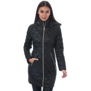 Manteau noir femme - Achat   Vente Manteau noir Femme pas cher ... 069653a09a5