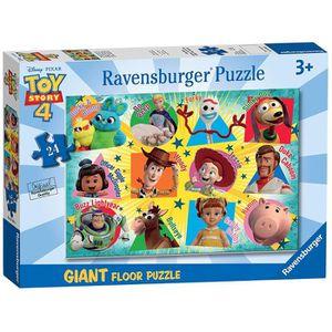 PELUCHE Ravensburger 5562 Disney Toy Story 4, puzzle de pl