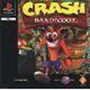 JEU PS1 Crash Bandicoot