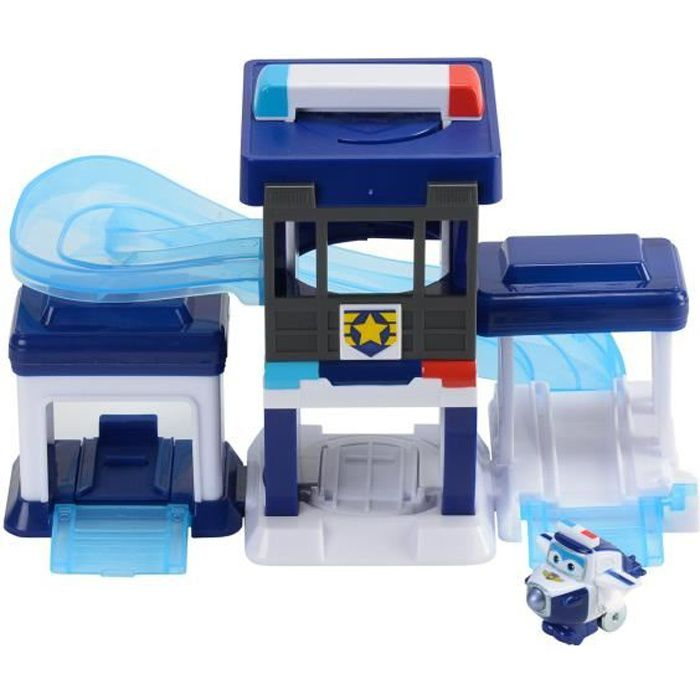 SUPER WINGS Playset \