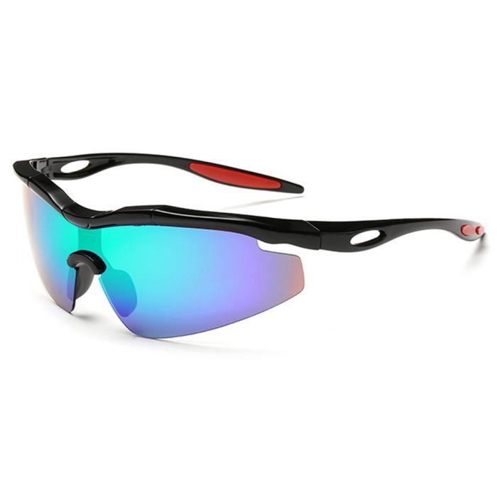 lunette de soleil de sport vélo pêche cyclisme pour hommes femmes proctection 100% UV400 oePw8lm
