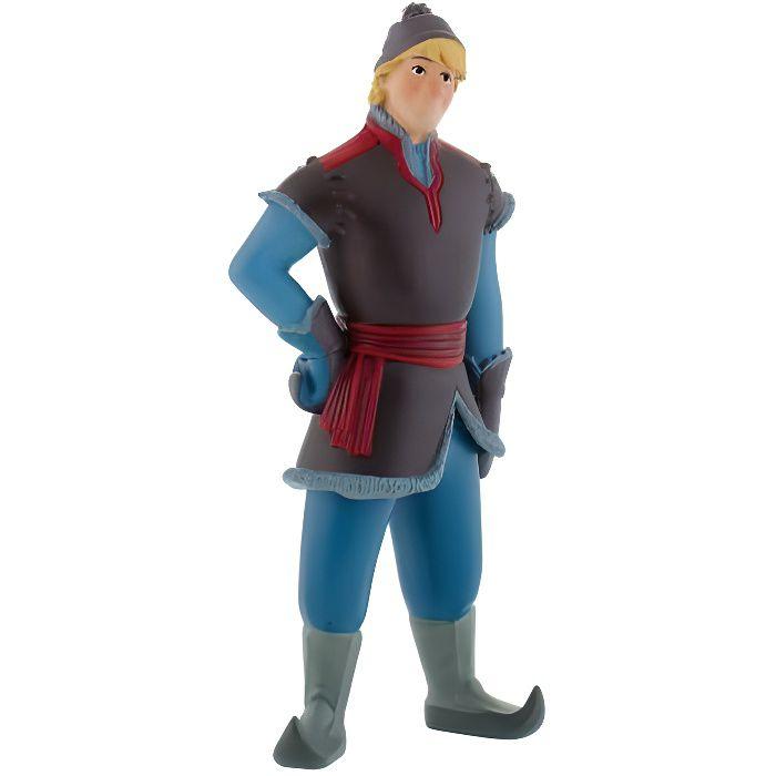 Figurine la reine des neiges kristoff achat vente - Personnage reine des neige ...