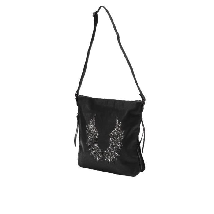 Sac Besace Achat Avec Vente Strass Reporter vwyNOnm80P
