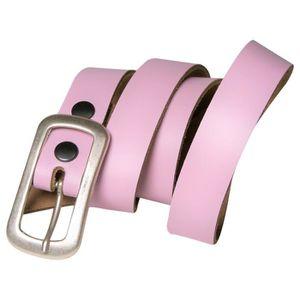 3d44c4e82530 ... CEINTURE ET BOUCLE Fine ceinture pour femme, 2,3 cm, longue boucle ...