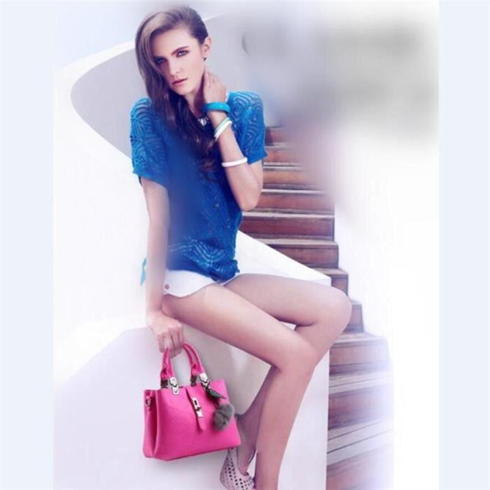 sacs femmes sac à main de marque pour femme agréable Sac Femme De Marque De Luxe En Cuir Sacs Sacs À Main Femmes Célèbres Marques