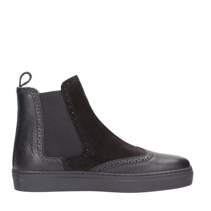 Shoes Lace grey Black London Submarine London Homme Lace Submarine CZqXapw