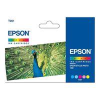 CARTOUCHE IMPRIMANTE Epson T001 Cartouche d'encre d'origine 1 x couleur