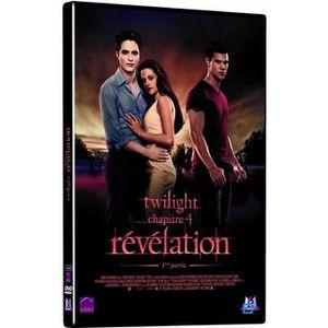 DVD FILM DVD Twilight, chapitre 4 : révélation, partie 1