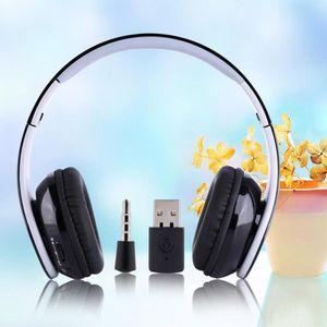 JEU DE ORIGAMI Casque de jeu  pliable Bluetooth4.1 casque écouteu