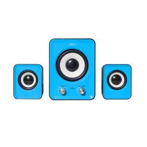 ENCEINTES ORDINATEUR ADVANCE Enceinte SP-U803BL Soundphonic système 2.1