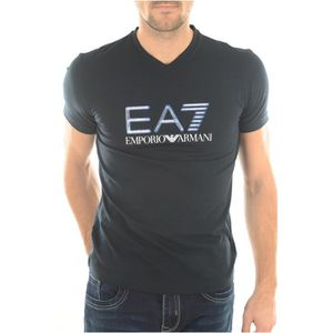 T-SHIRT Tee shirt stretch logoté 273911 -EMPORIO ARMANI Ho