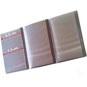 protege carte grise achat vente protege carte grise pas cher cdiscount. Black Bedroom Furniture Sets. Home Design Ideas