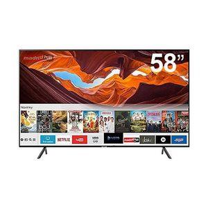 Téléviseur LED Smart TV Samsung UE58NU7105 58