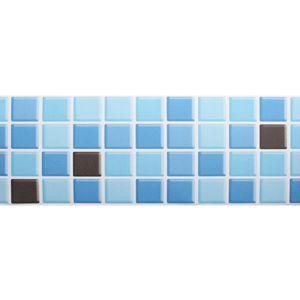 Frise murale adhesive salle de bain achat vente frise - Frise murale salle de bain ...