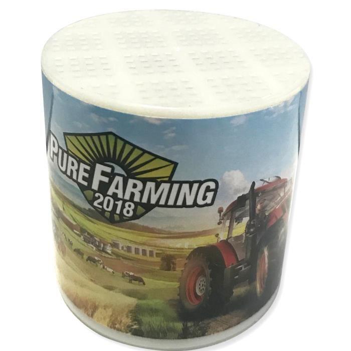 Pure Farming 2018 Boîte à meuh