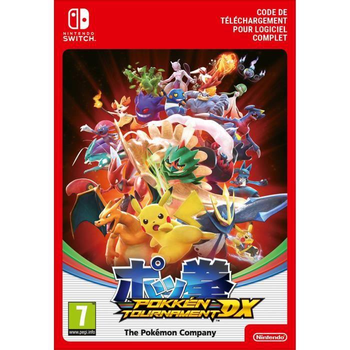 DLC Pokkén Tournament DX - Battle Pack - Code de Téléchargement pour Nintendo Switch