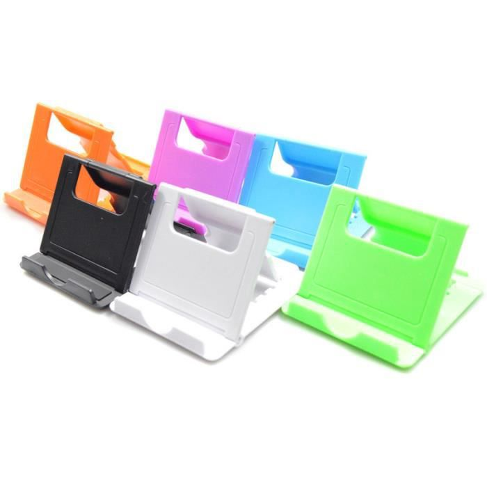 Support de t l phone mobile universel support mini support - Support de telephone portable pour bureau ...