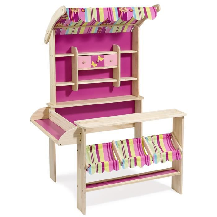 marchande en bois achat vente jeux et jouets pas chers. Black Bedroom Furniture Sets. Home Design Ideas