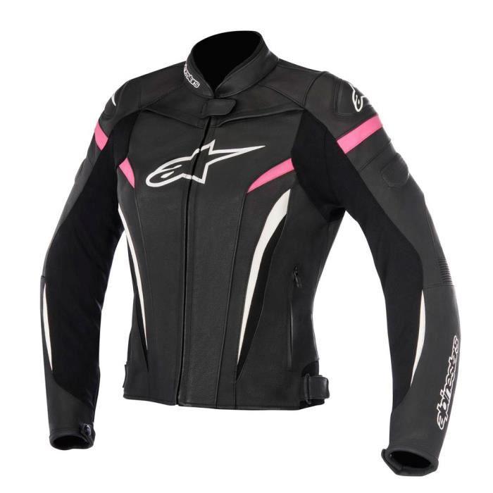 Alpinestars R Cuir Gp Vêtements Plus Blousons V2 Femme Stella E2IDH9
