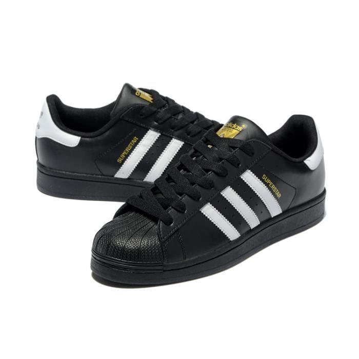 reputable site 4b794 9fd12 Adidas Originals Superstar Foundation (homme ou femme) Chaussures de sport