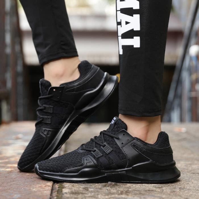 baskets Chaussures de sport pour hommes chaussures de course chaussures en maille