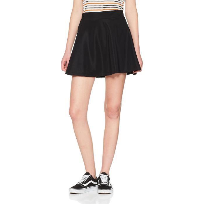 e98bc2f41c4131 Jennyfer Jupe femme 2HTIXT Taille-32 Noir Noir - Achat / Vente jupe ...