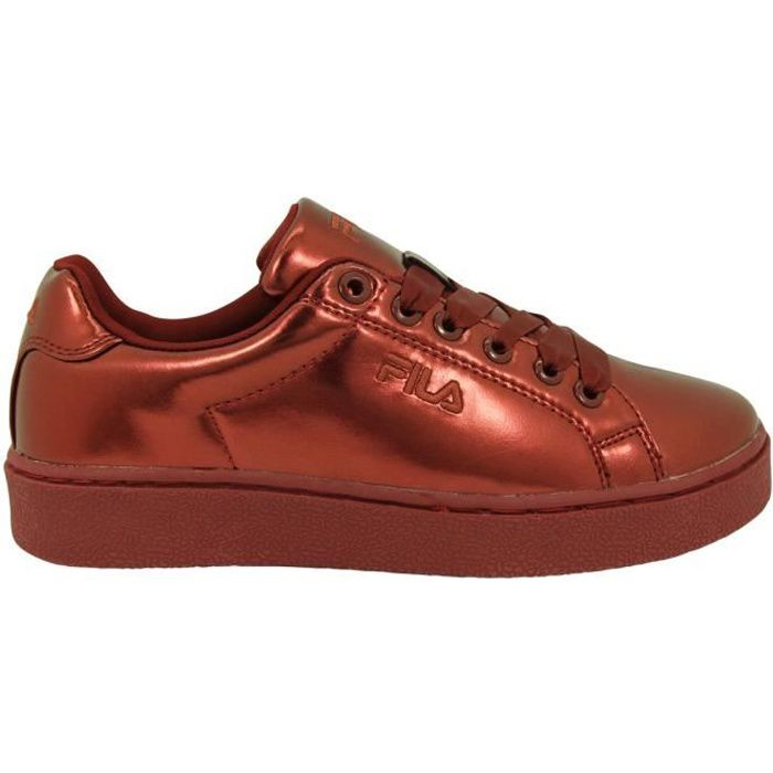 Rouge Upstage Chaussures Low Fila F Sneakers Femme Mode OuZTkXPi
