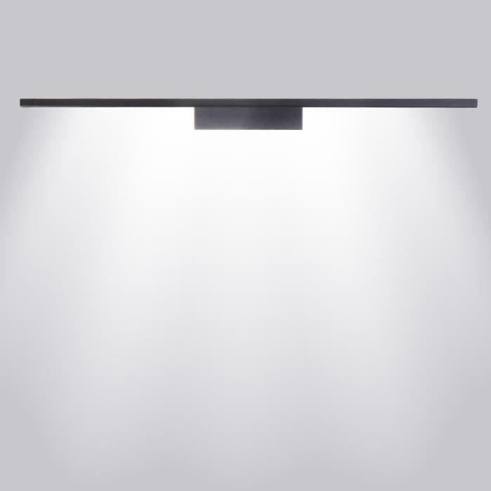 Neufu 11w 55cm Applique Murale Miroir Lampe De Salle De Bains