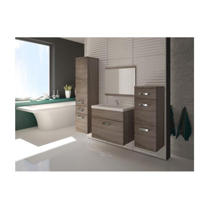 meuble salle de bains taupe achat vente pas cher. Black Bedroom Furniture Sets. Home Design Ideas