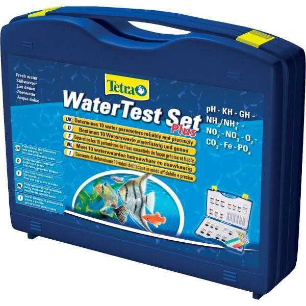 Tetra Kit Complet De Tests D'analyse D'eau - Pour Aquarium