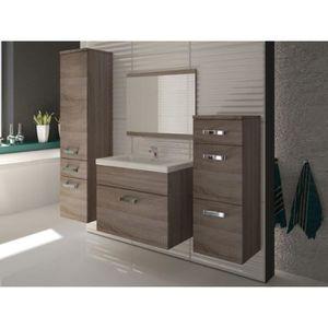 meuble vasque plan ensemble nassau meubles de salle de bain taupe