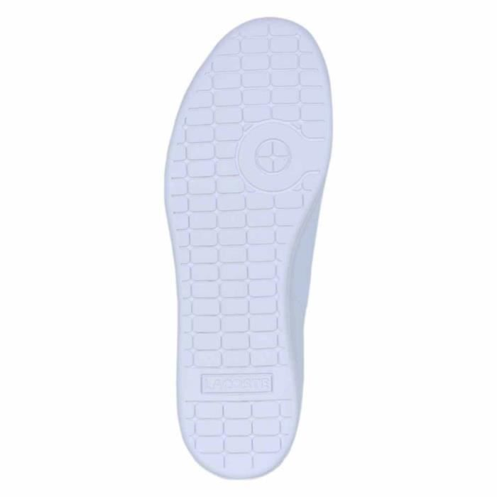 Chaussures enfant Chaussures de tennis Lacoste Carnaby Evo Bl 1