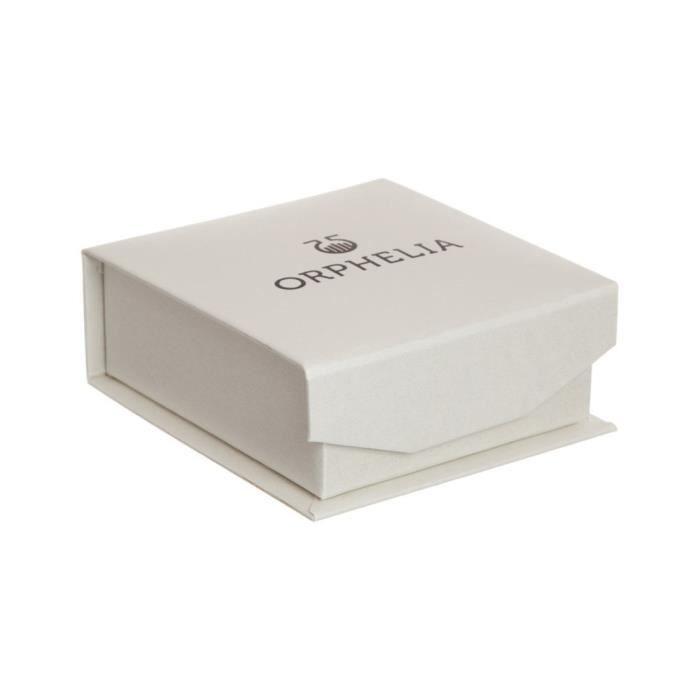 Orphelia Zh-4557 zircons 45 Centimètres 10,0 grammes dargent Collier 1Z8P0R