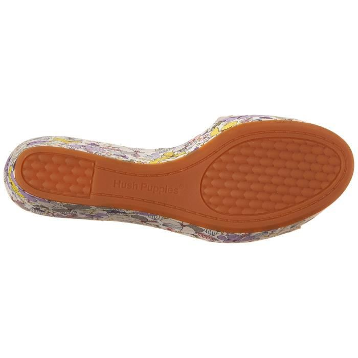 Hush Puppies Blakely sandale plate-forme Durante femmes XZP2J