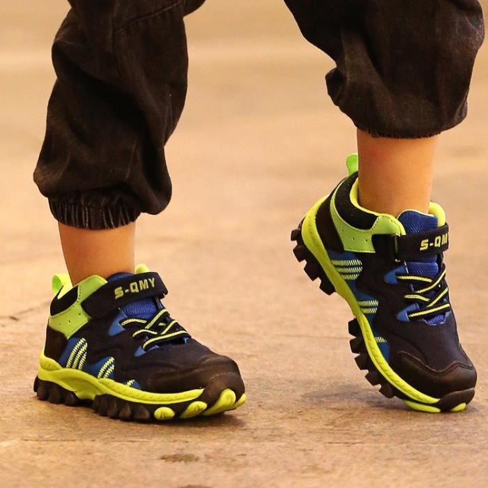 Chaussures pour poulies enfants avec roues simples LED commutateur chaussures légères Mode pour adultes Chaussures de marche taille v7wXVYLd